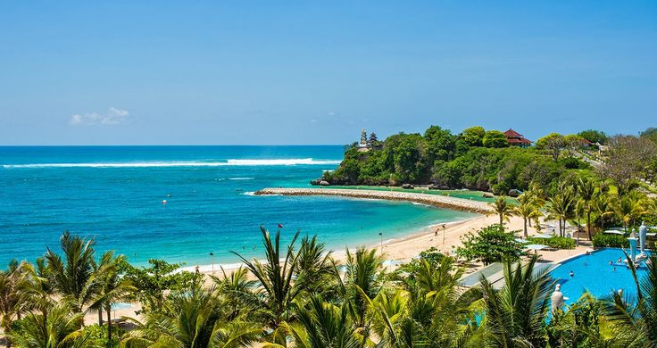 If you want to experience the beach life in Bali, then, stay at Nusa Dua Beach. While the area is dotted with high-end hotels, visitors however, will be rewarded with lovely and pristine private beaches. visit www.bali-tourism-board.com to learn more. #NusaDua #BaliBeach #BaliTourism