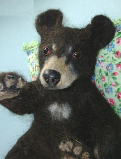 Needle Felted Art by Robin Joy Andreae