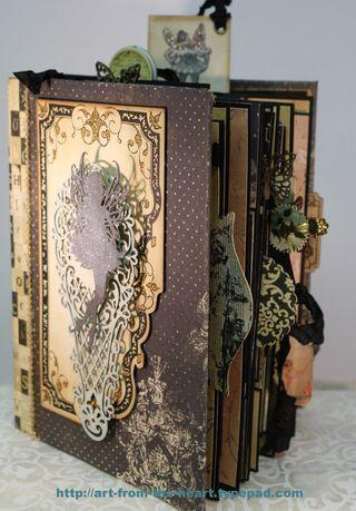 Kathy Orta (Paper Phenomenon) All Occasion mini album pattern