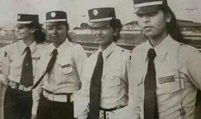 Agentes de transito - 1973