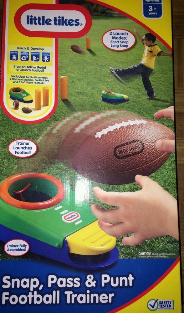 Little Tikes Football Trainer NEW in Toys & Hobbies, Preschool Toys & Pretend Play, Little Tikes   eBay