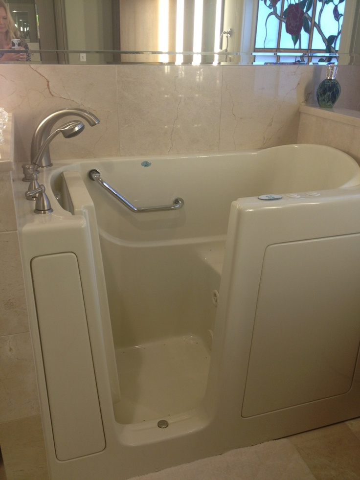 Design Ideas For Handicapped Bathroom ~ Handicapped accessible tub installed to day aging