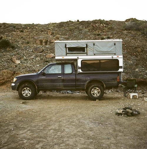 Used Toyota Campers For Sale: Great American Adventure 2014