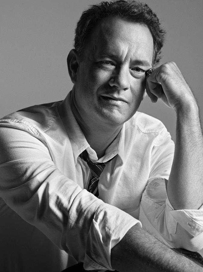 Tom Hanks | Mark Abrahams - Portrait 2 I Copious Management