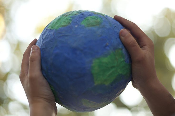 24 things you can do in 24 hours to save the world - Because small acts help big movements