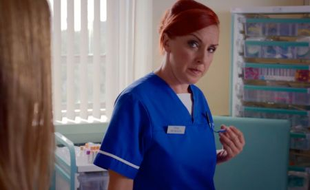 Holby City (18/9) Fran is scheming