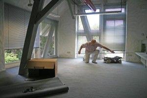 Teppichboden entfernen – Ratgeber und Tipps