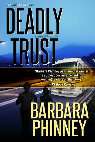 Deadly Trust (Inspirational Romantic Suspense) by Barbara Phinney, http://www.amazon.com/dp/B005AX7Z64/ref=cm_sw_r_pi_dp_iyXGqb07FKCQV is only 99 cents for a short time, and highly recommended by EReader News Today!