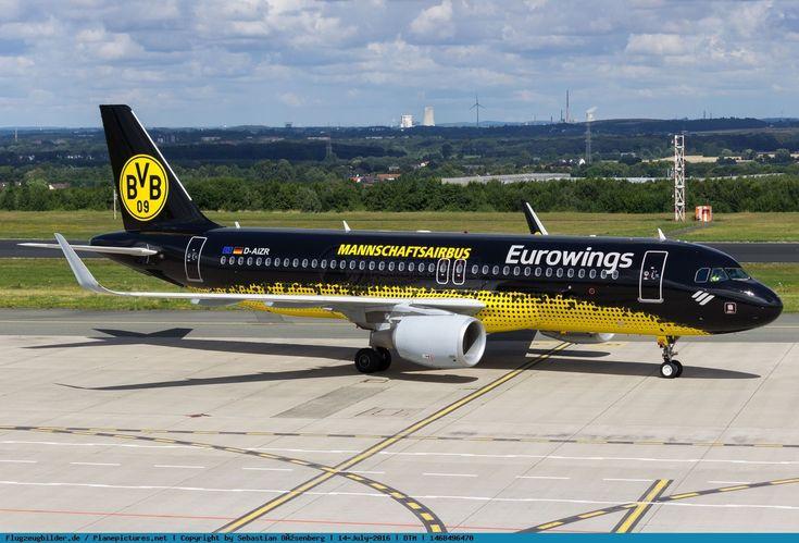Foto Eurowings Airbus A320-214 D-AIZR