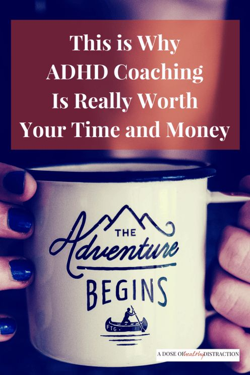 A look at why coaching for ADHD is actually a worthwhile investment. Coaching gives you a type of accountability and support that you cannot find anywhere else. #coaching #ADHDcoaching #adultADHD #ADHDsupport