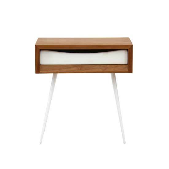 GBT333W Mols Bedside Table