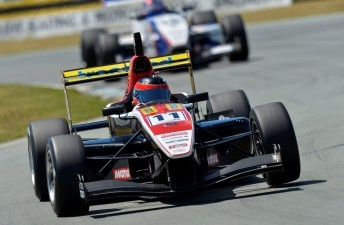Great racing in ths 2013 Toyota Racing Series - Speedcafe.co.nz