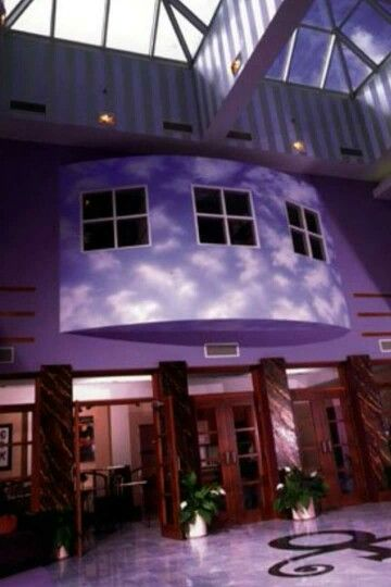 1000 Images About Inside Of Prince World Paisley Park
