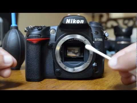 Good  Cleaning video  How to Clean Your DSLR Sensor and Mirror