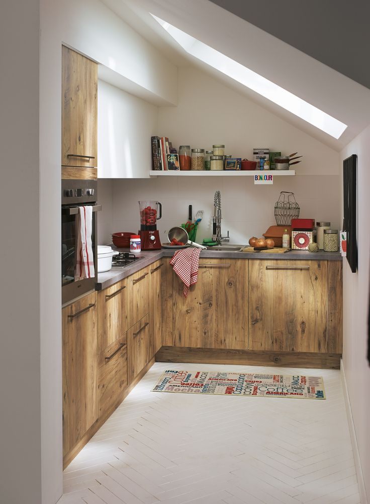25 parasta ideaa pinterestiss alinea cuisine meuble for Cuisine origin alinea