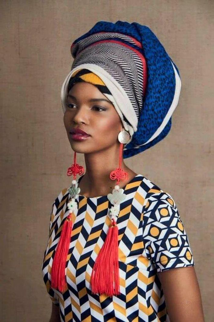 ▷ 1001 + Ideen für afrikanische Stoffe von heute, die Trends und Tradition vereinen