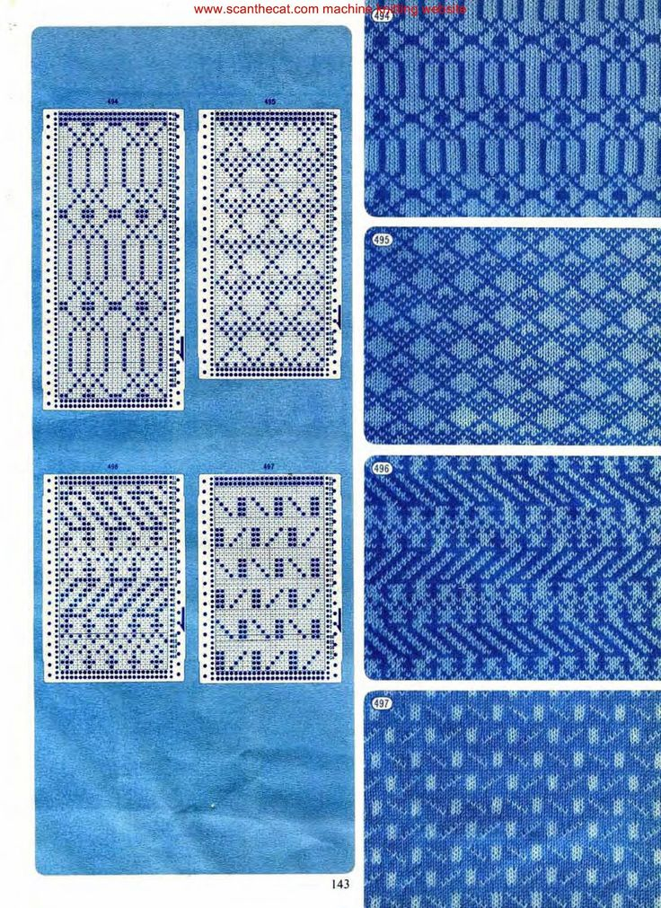 333 best TRICOT JACQUARD images on Pinterest   Knitting charts ...