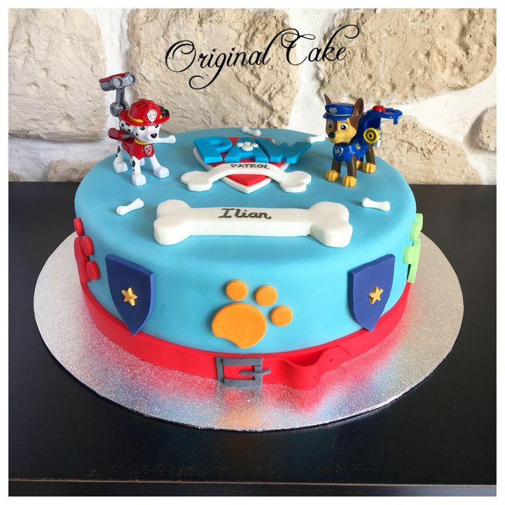 Souvent 25+ unique gâteau Pat' Patrouille ideas on Pinterest | Paw patrol  TV93