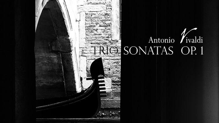 A. VIVALDI: 12 Trio Sonatas Op. 1, L'Arte dell'Arco
