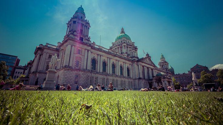 Belfast - Kuzey irlanda