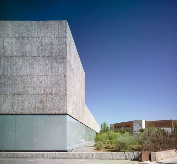 #Architecture in #Spain - #Headquarters by Jiménez Ferrera, Olivera Quintanilla