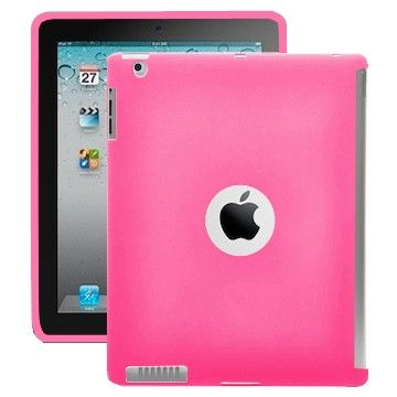 Color Shell (Pink) iPad 2 Cover