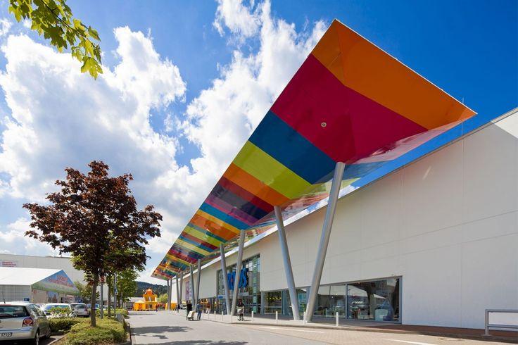 OSTERMANN TRENDS PORCH | Witten, Germany | by BAHLARCHITEKTEN - Blog - Architecture + Design