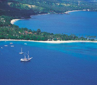 Pantai Senggigi - Pulau Lombok