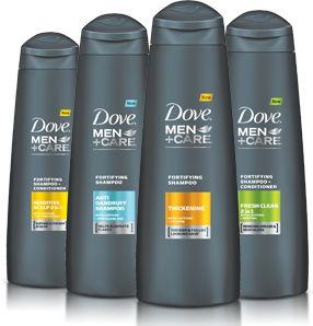 Dove Men+Care Deal