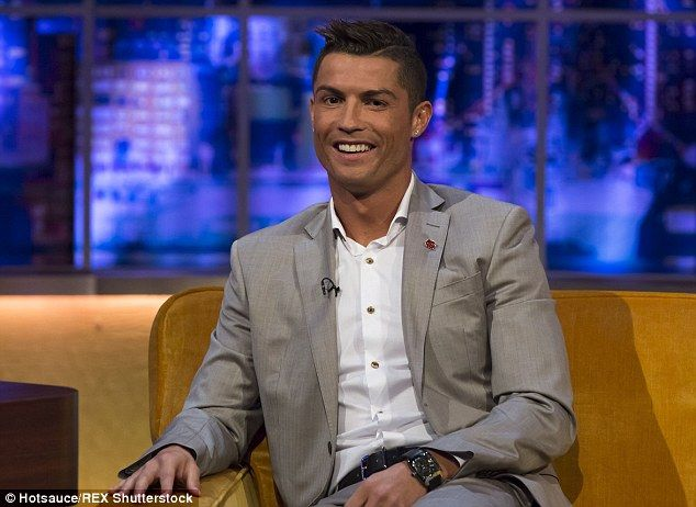 Cristiano Ronaldo dating his agent's daughter - http://www.sportsrageous.com/entertainment/cristiano-ronaldo-dating-his-agents-daughter/1283/