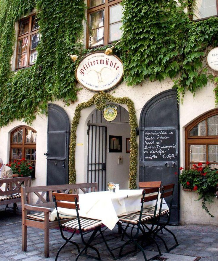 Pfistermühle | Munich + other places to eat & drink in Germany
