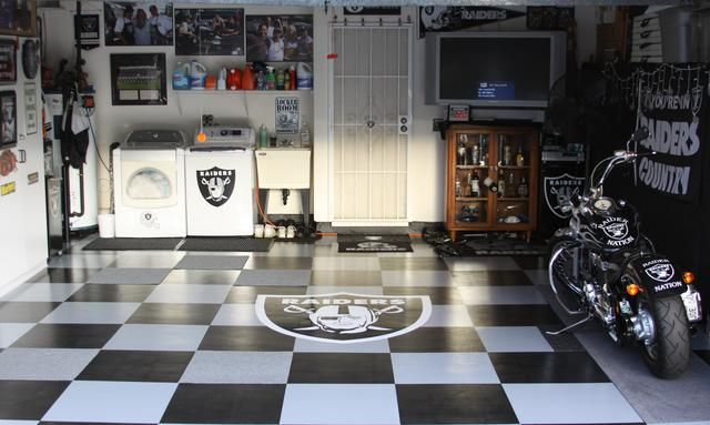 1000 Images About Man Cave Patio Ideas On Pinterest Fire Pits Oakland Raiders And Bricks