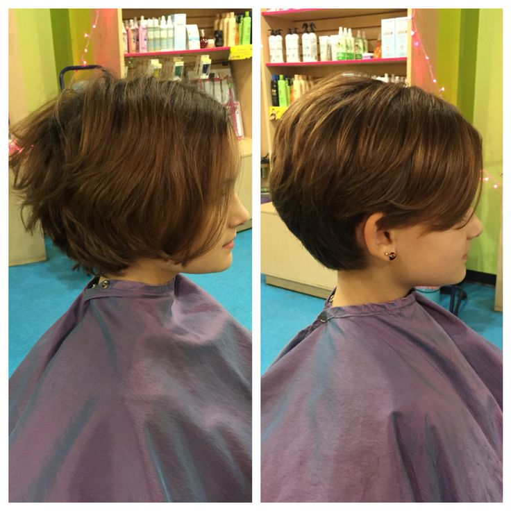 #Pixie #haircut #kid #beforeandafter by yours truly @amy_ziegler