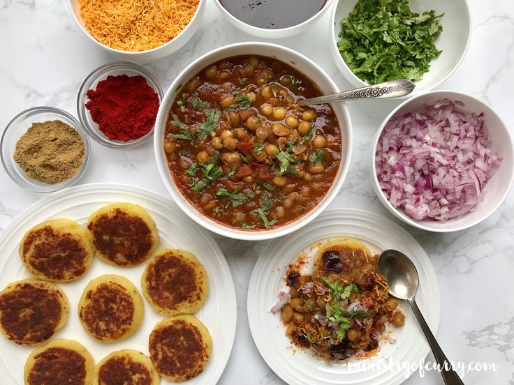 Images of Ragda Patties By Tarla Dalal - #rock-cafe