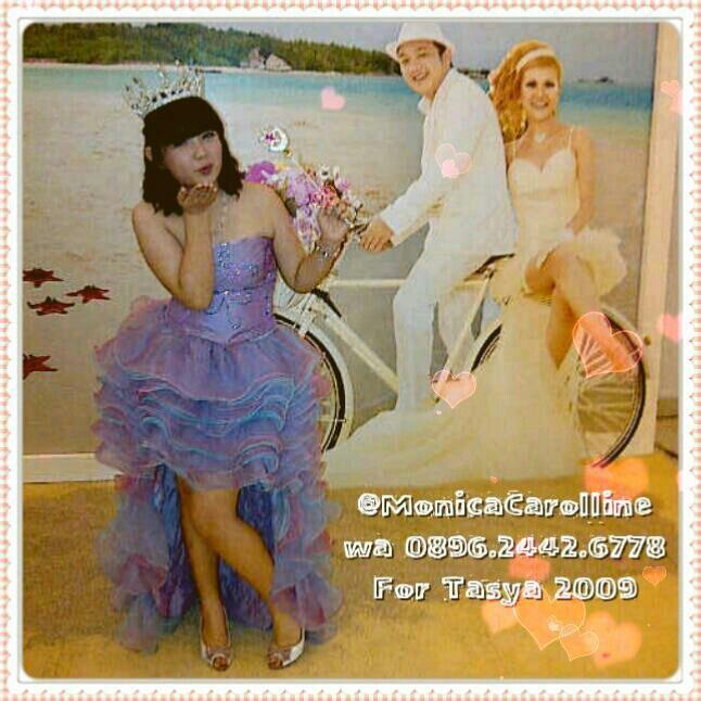 Made by Onic Kebaya Gown @MonicaCarolline / wa : +6289624426778 PIN BB : 29D5461F / 2B23814D   #jahit #Gaun #Gown #GirlDresses #Dress #kebaya #bandung #jahitkebayabandung #bandung #jahitkebaya