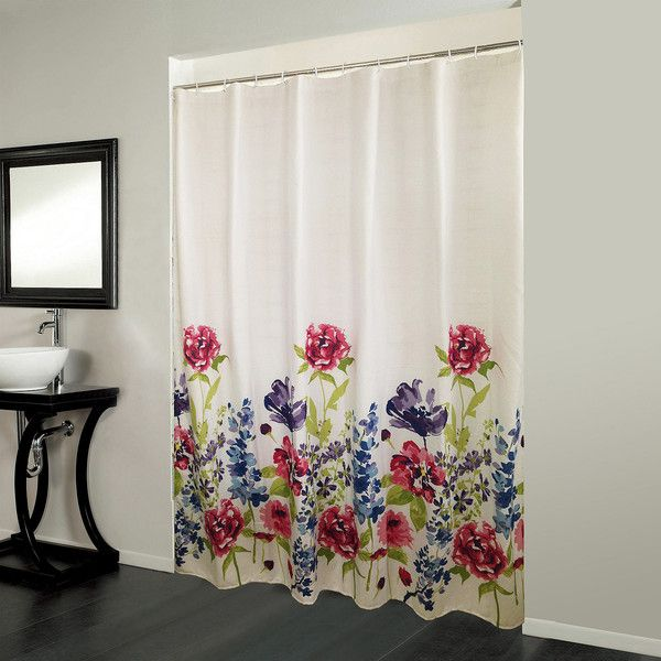 81 best Shower Curtains images on Pinterest | Shower curtains ...