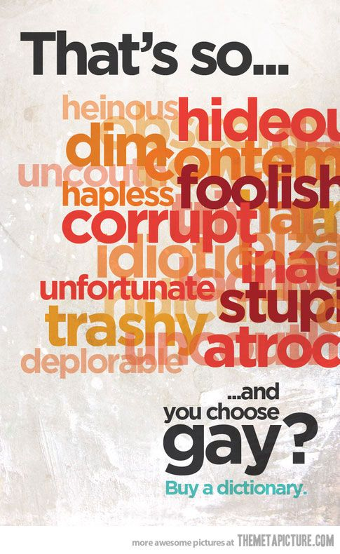 Expand your vocabulary…: Life, Quotes, Stuff, Buy, Truth, Poster, Choose Gay, Dictionary