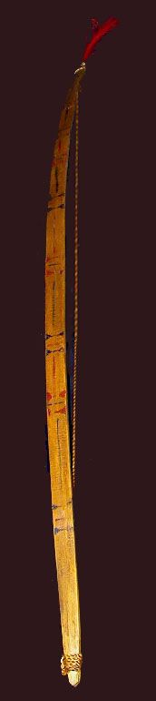 comanche youth bow