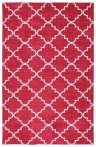 Mohawk Home Simple Lattice Area Rug, 60 by 96-Inch, Hot Pink