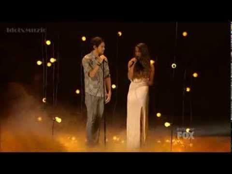 Alex and Sierra - Gravity - X Factor USA 2013 (Top 4)