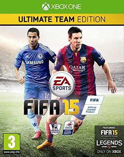 FIFA 15 Ultimate Team Edition (Xbox One) - http://thegamestoreuk.com/fifa-15-ultimate-team-edition-xbox-one/