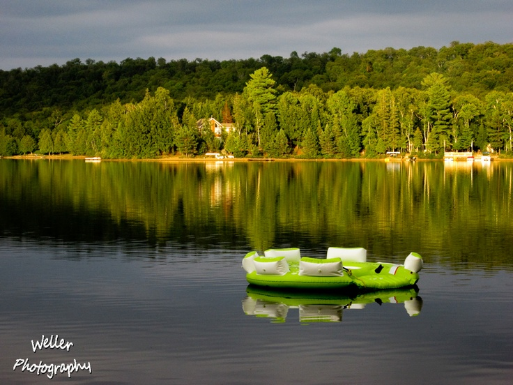 Oxtongue Lake - Muskoka, Ontario by Thomas Weller ~ Weller Photography