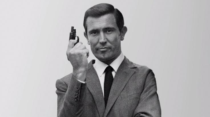 George Lazenby - James Bond