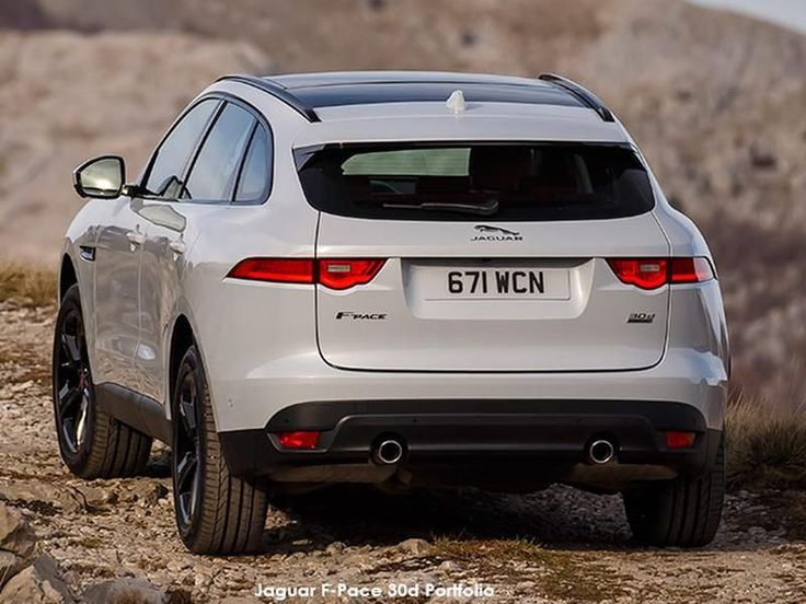Price+Spec News for SA – Jaguar F-Pace including F-Pace First Edition