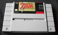 LEGEND OF ZELDA - A LINK TO THE PAST - SNES Super Nintendo -  NTSC - *CART ONLY* in Video Games & Consoles, Video Games | eBay