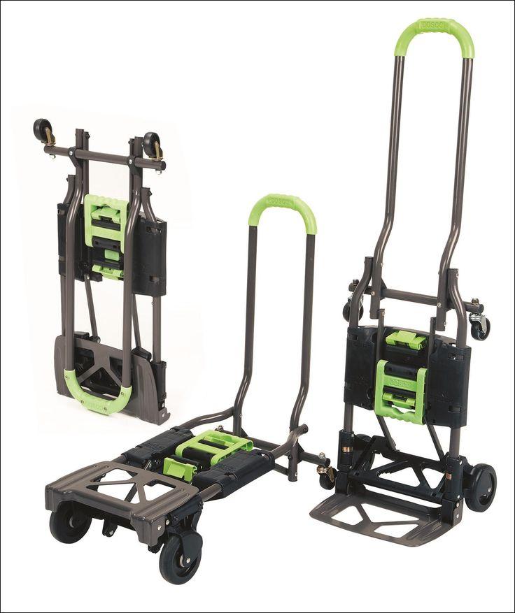 Two Wheel Folding Cart