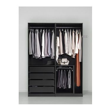 Vintage IKEA PAX wardrobe year guarantee Read about the terms in the guarantee brochure