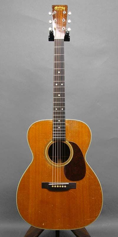 Vintage Martin Dreadnought Guitars for Sale - San