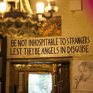 Paris Bookstore Shakespeare & Co. Sheltered Customers During Attacks. Shakespeare & Co is LEGEND and I would expect nothing less from them.