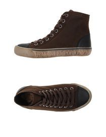 EMPORIO ARMANI - Sneaker πάνω από τον αστράγαλο